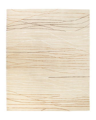 Bianca Hand-Tufted Rug, 5.6' x 8.6'