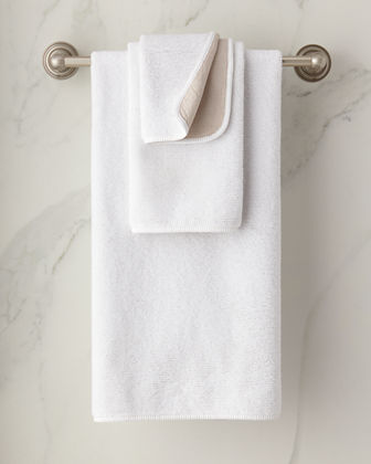 Graccioza Double-Tone Bath Towel