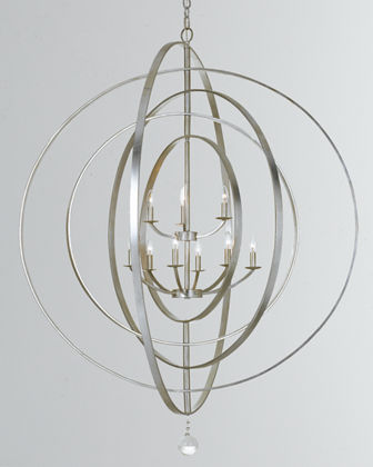 Luna 9-Light English Chandelier