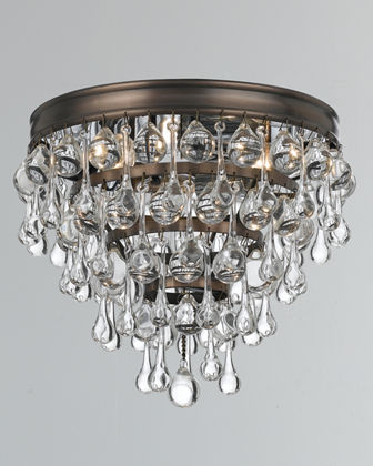 Calypso 3-Light Flush Mount