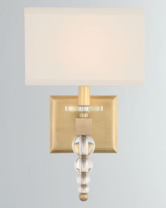 Clover 1-Light Sconce