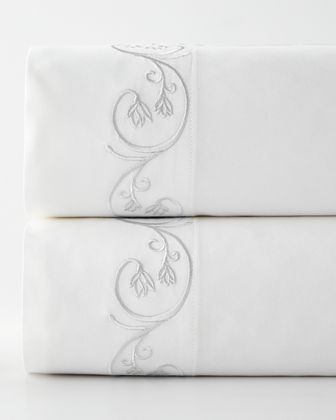 Cassy Pima Cotton Sheet Set, Queen