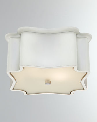Bolsena Deco Flush Mount Light