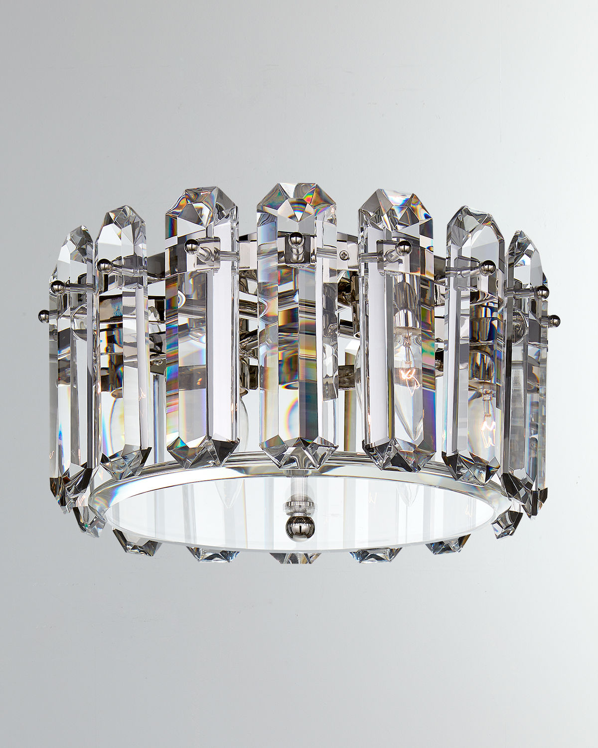 Aerinthe Visual Comfort Yvette Is A Transitional Table Lamp Sure To Complement Any Bedroom Or Living Room Medium Flush Mount