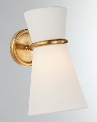 Clarkson Small Single Pivoting Sconce Light