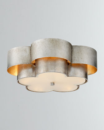AERIN Arabelle Large Flush Mount Light