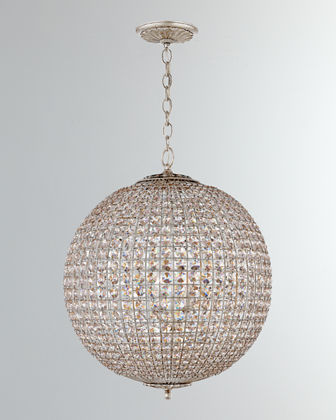 Renwick Large Sphere Chandelier
