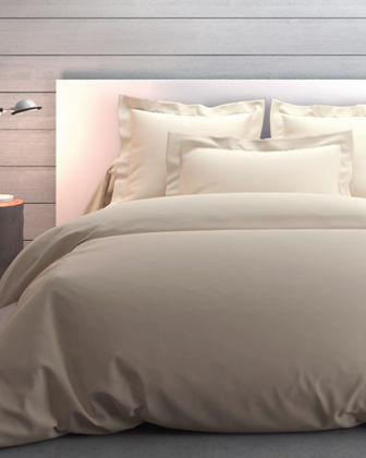 Anne de Solene Vexin 200 Thread-Count Queen Duvet