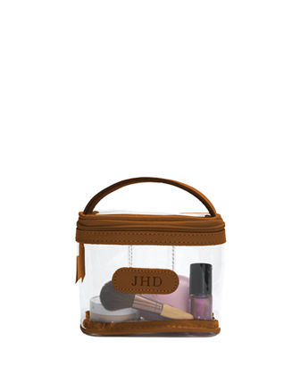 Jon Hart Mini Clear Makeup Case