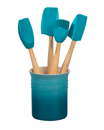 Le Creuset Craft Series 5-Piece Utensil Set