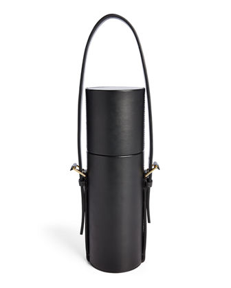 Wyatt Single-Bottle Wine Tote Bag
