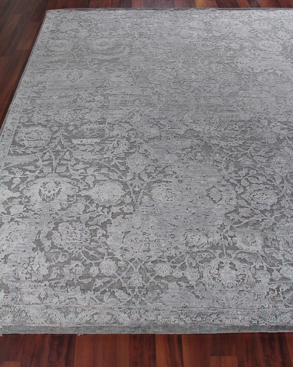 Augustin Hand-Knotted Rug, 6' x 9' Product Image