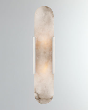 Melange Elongated Sconce