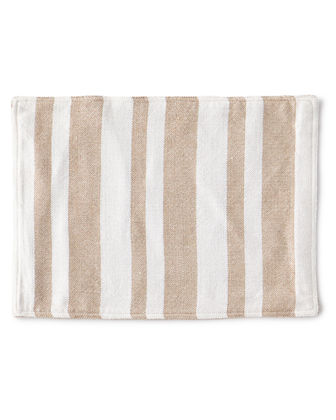 C & F Enterprises Sol Stripe Placemats, Set