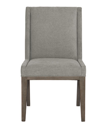 Linea Upholstered Side Chair