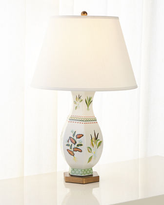 Botanical Lamp