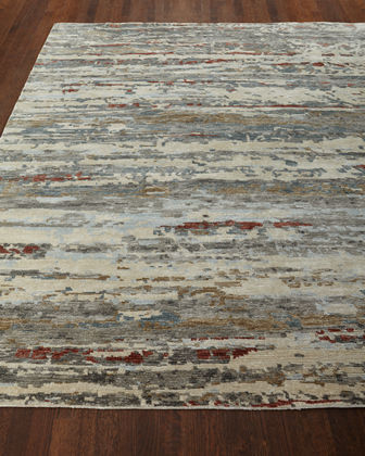 Abella Hand-Knotted Rug, 10' x 14'