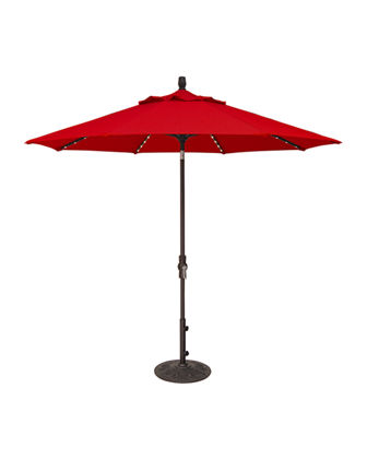 Treasure Garden Starlight Collar Tilt Umbrella Stand
