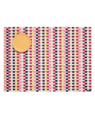 "Heddle Placemat, 14"" x 19"""