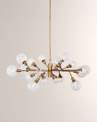 Four Hands Pellman Chandelier