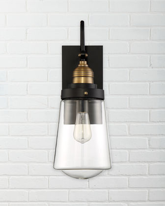 Macauley 3-Light Wall Lantern