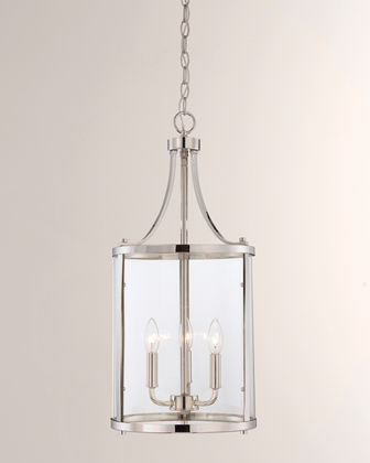 Penrose 3-Light Small Foyer Lighting Pendant