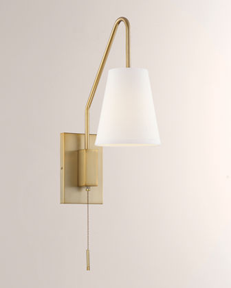Owen 1-Light Adjustable Wall Sconce