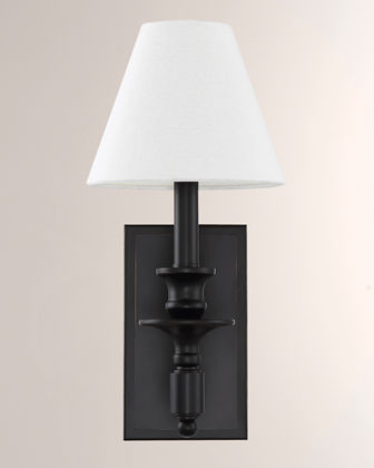 Washburn 1-Light Sconce