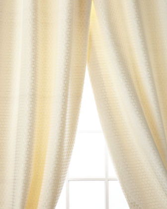 Home Silks Chancery Curtain Panel, 108