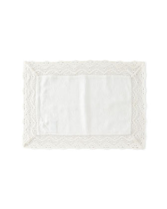 April Cornell Luxe Placemats, Set of 4