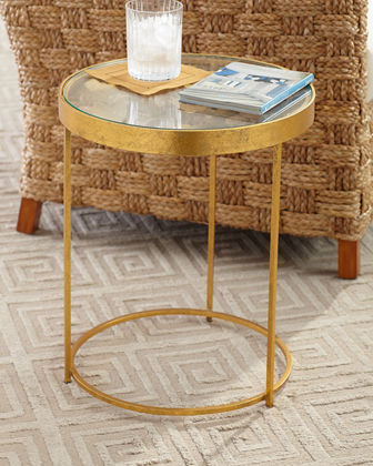 Butterfly Side Table