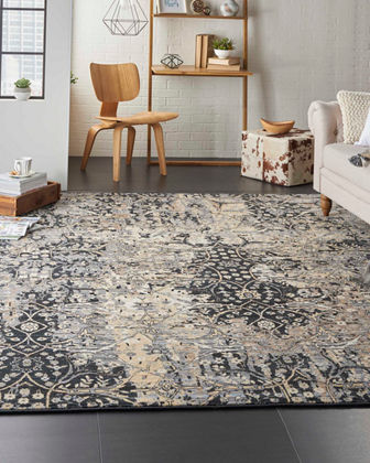 NourCouture Brannigan Power-Loomed Rug, 5' x 8'
