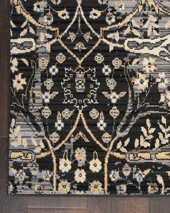 Brannigan Power-Loomed Rug, 9' x 12'