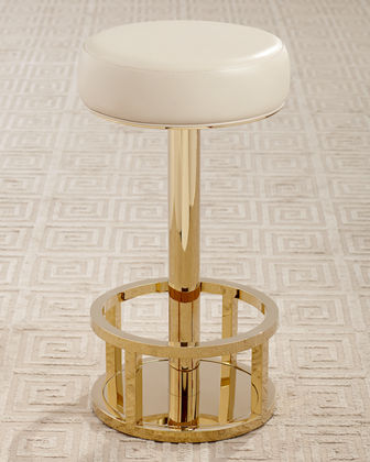 Interlude Home Drake Counter Stool