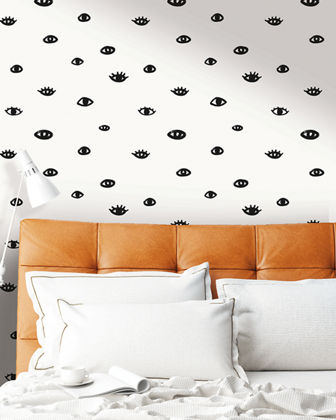 Eye See You Removable Wallpaper