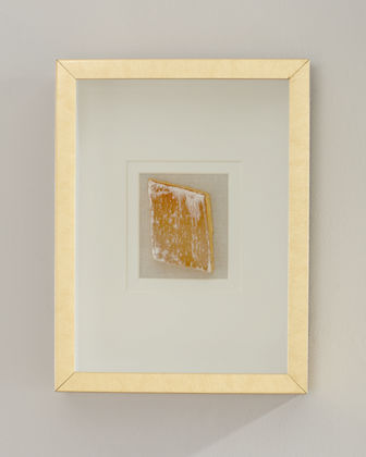 Jamie Young Crystal in Gold Foil Decor