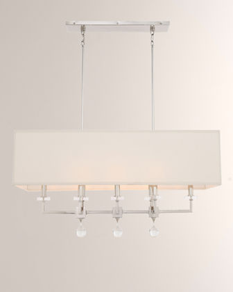Paxton 8-Light Chandelier