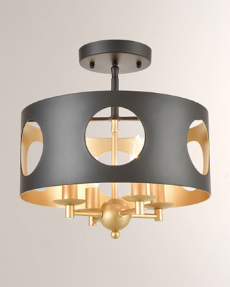 Odelle 4-Light Pendant