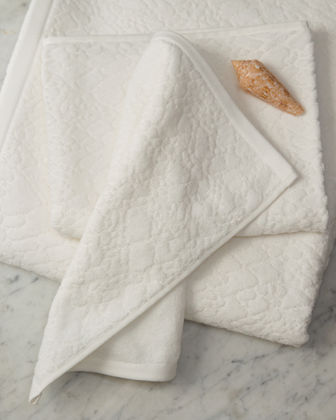Gloria Maris 3-Piece Organic Bath Towel Set