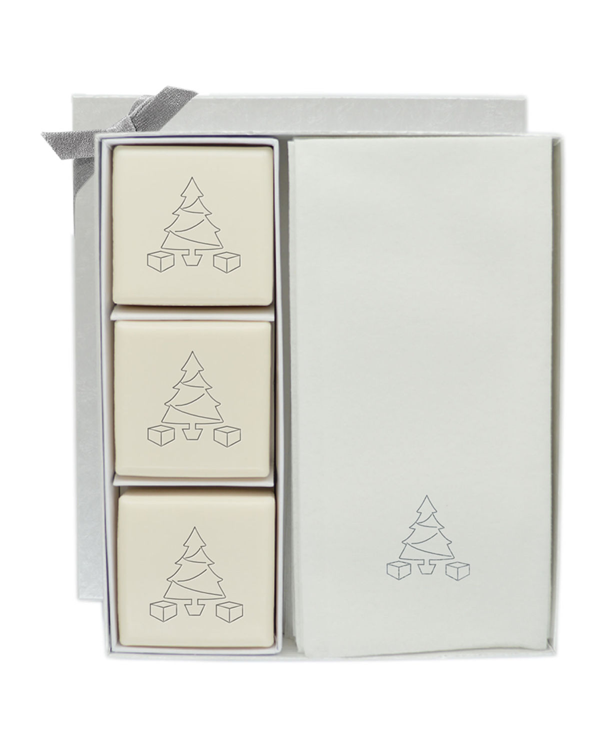 Carved Solutions Eco Luxury Christmas Tree Courtesy Gift Set