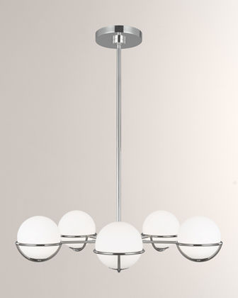 Apollo 5-Light Chandelier