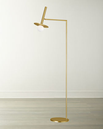 Nodes 1-Light Floor Lamp