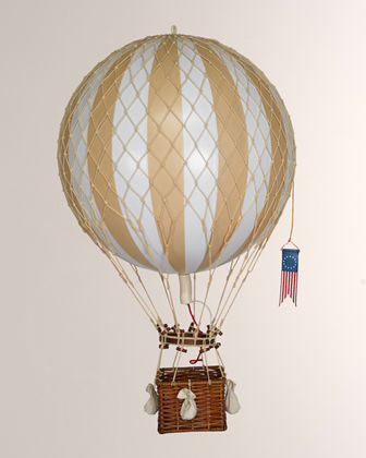 Jules Verne Balloon Model