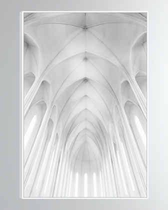 'Lofted Architecture' Wall Art