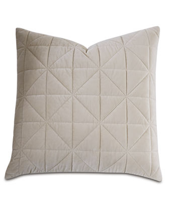Eastern Accents Nova Quilted European Sham