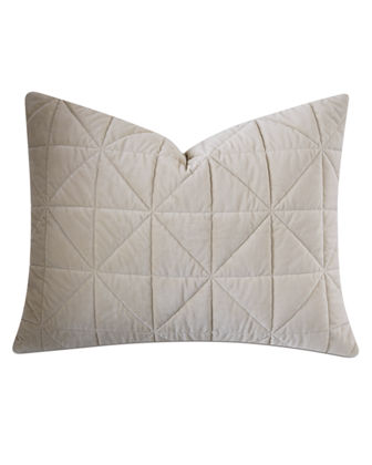 Eastern Accents Nova Quilted Standard Sham