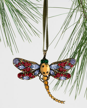 Large Dragonfly Hanging Ornament