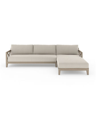 Huntington 2-Piece Right-Arm Sectional Sofa