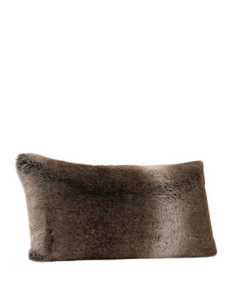 Signature Series Faux Fur Pillow