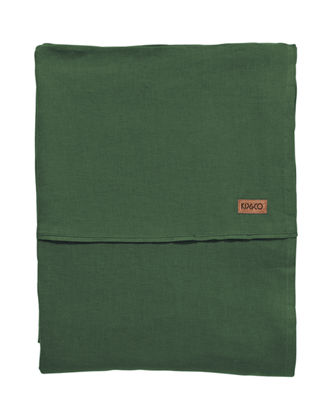 Linen Fitted Sheet - King